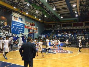 Synel is the sponsor Bnei Herzliya basketball-3R