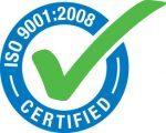 LOGO ISO 9001 small